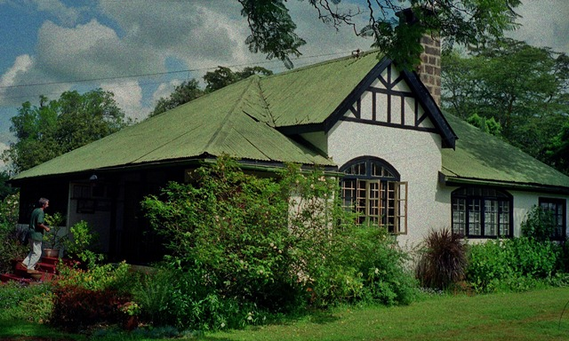 Karen coffee garden gift shop and restaurant, once part of Blixen estate