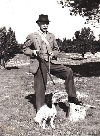 Grandpa Ashford 1952