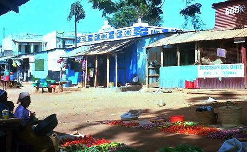 Wundanyi market 2