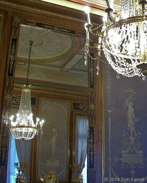 Nice is filled with chandeliers