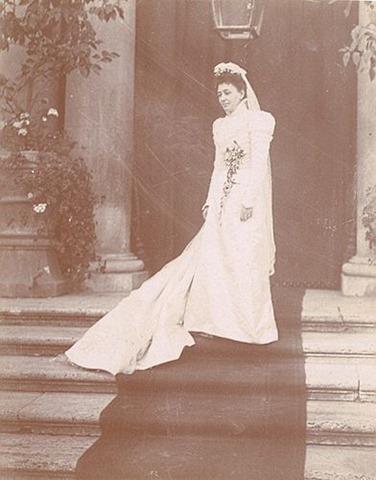 Eugenie Bonaparte 1898