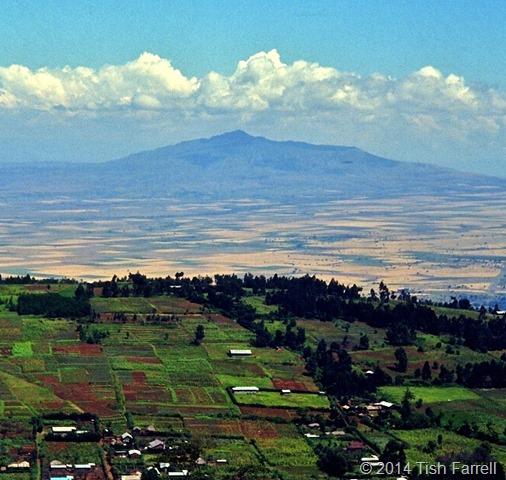 Rift Valley from Escarpment