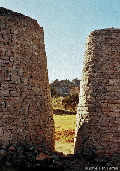 Great Zimbabwe entrance