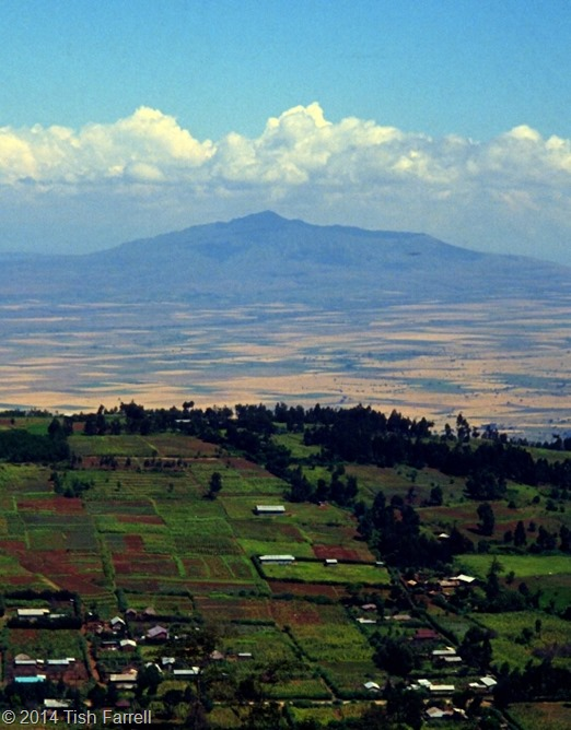 Rift Valley from Escarpment