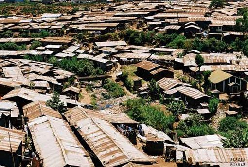 Kibera cc Blazej Mikula