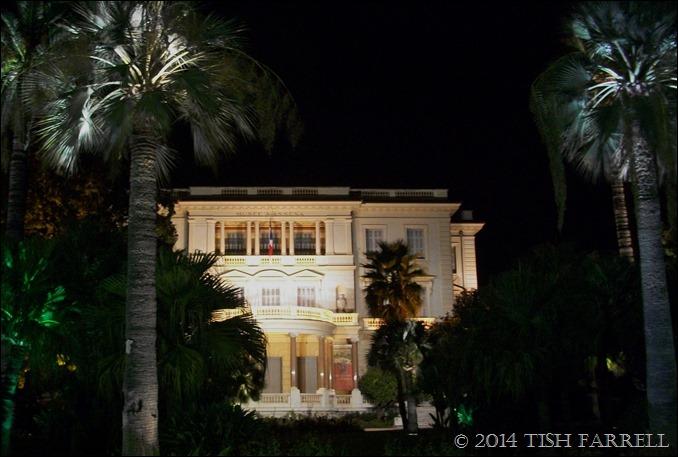 Palais de Masena, now a museum
