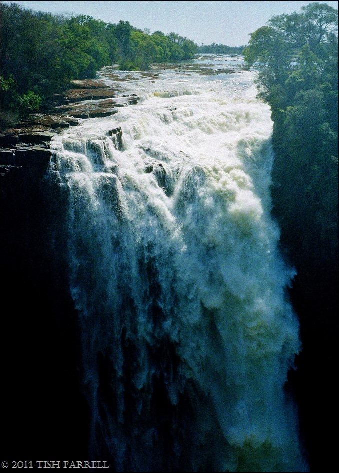 Victoria Falls and Zambezi