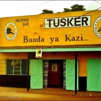 The Art of Signs in Kenya
