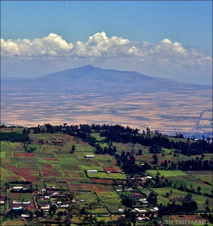 Rift Valley from Escarpment - Copy