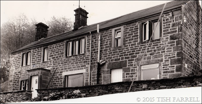 Callow Farm, Hathersage c 1970s