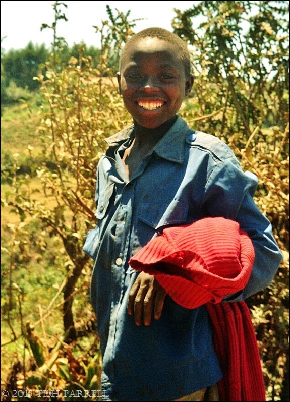 Kikuyu child 3