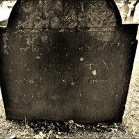 They call it the Slave Grave, but who was I.D.?