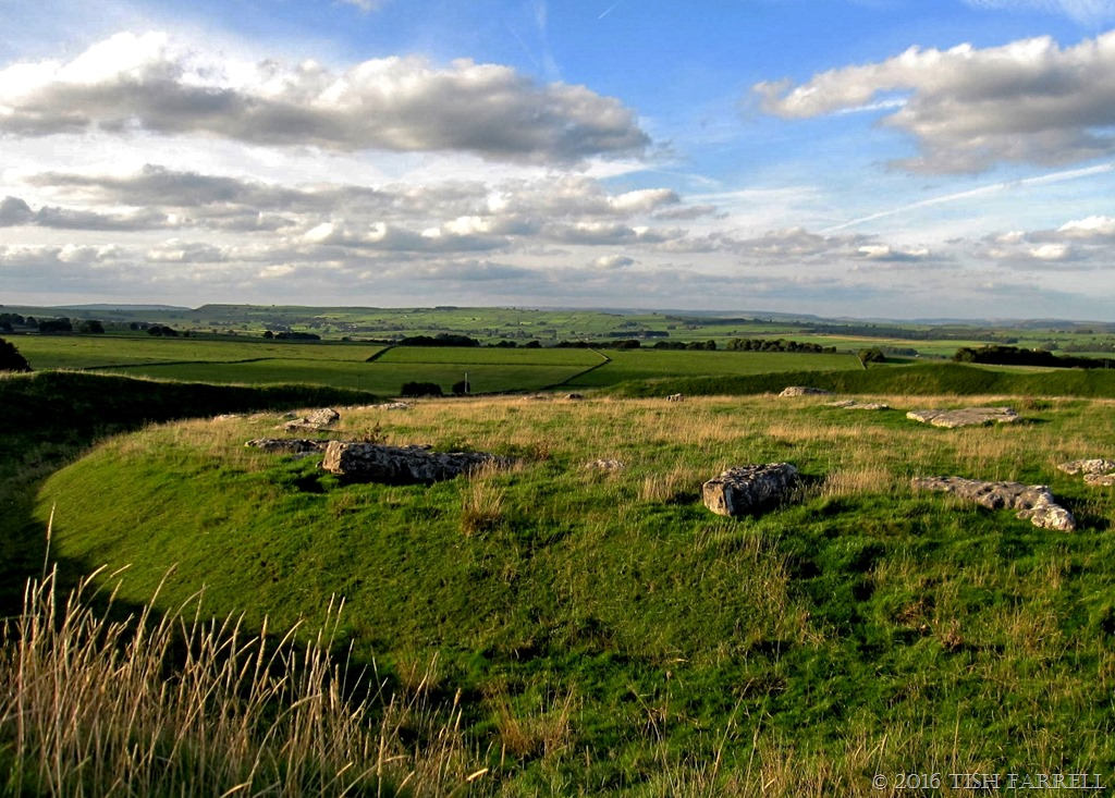 Unlike Stonehenge a visit to Arbor Low does not include accompanying hosts of fellow enthusiasts, tacky gifts and bad coffee, nor the parting with large ...