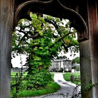 Views From the Morville Lych Gate