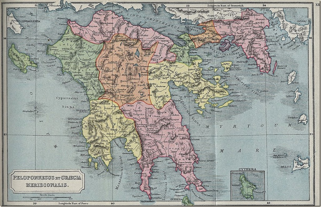 Samuel Butler (1774-1839) - The Atlas of Ancient and Classical Geography  Project Gutenberg