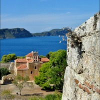 Inside The Old Fort At Pylos ~ Thursday's Special