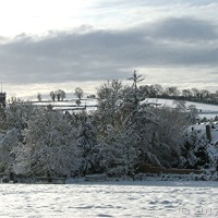 Wenlock Snow Walk