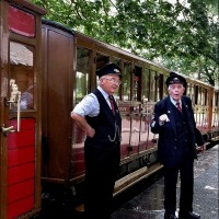 Getting The Message On The Talyllyn Railway ~ Thursday's Special