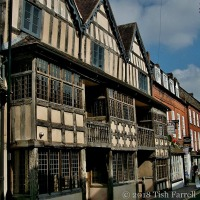 Raynald's Mansion ~ The Grandest House On Wenlock's High Street