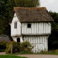 Traces Of The Past ~ An English Moated Farmhouse And Why It's Still Here