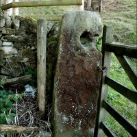 The Derbyshire Gate Post Mystery Explained?