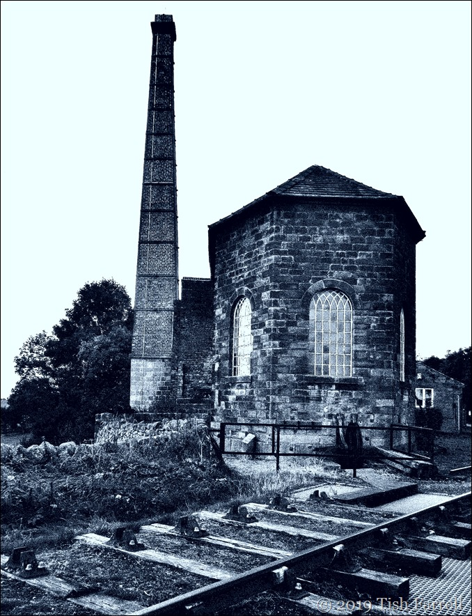 Middleton Top steam engine house