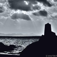 Twr Mawr Lighthouse On Llanddwyn  Island