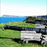 A Line Of Defence ~ Fishguard Fort