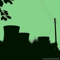 Power Lines ~ Ironbridge Switch-Off