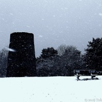Of Winter Past ~ Windmill Hill 2017