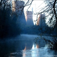 Ironbridge Cooling Towers ~ And Then They Were Gone