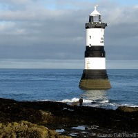 To The Lighthouse: Penmon Point