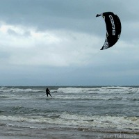 Low-Light Kiteboarding ~ A Different Kind Of 'Photo Challenge'