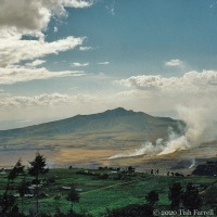 Longonot ~ This Volcano Has Well And Truly Blown Its Top