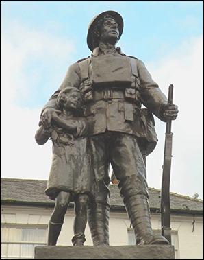 Alfreton War Memorial 1