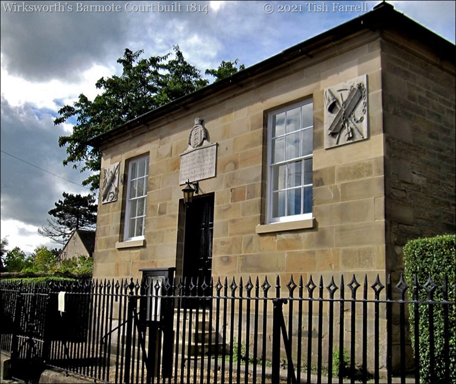 Wirksworth Barmote Court 1814