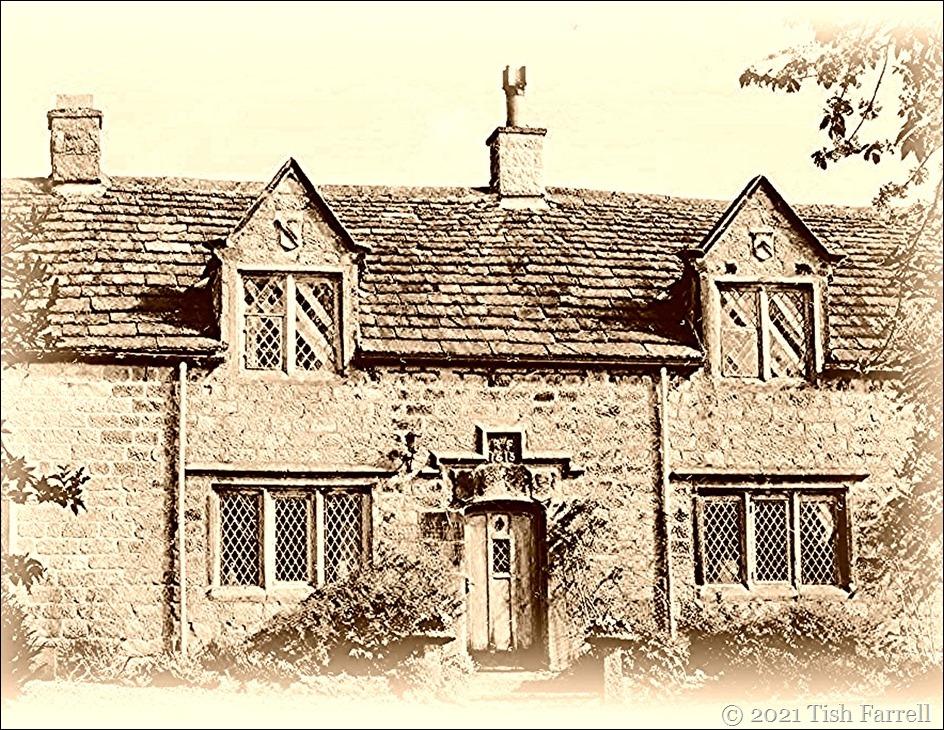 Furness house 1615 sepia